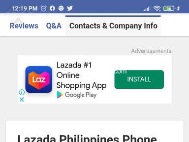 Lazada Philippines Auctions and Marketplaces review 956087