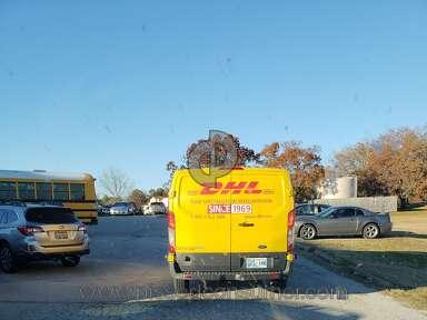 DHL - Stupid driver