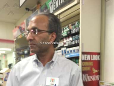 7 Eleven - Customer Care Review