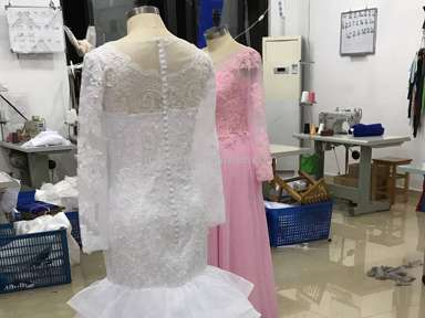 Dhgate - Wedding dress