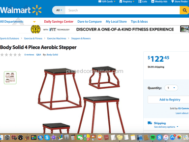 Walmart Website review 107611
