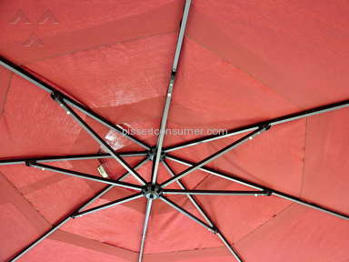 Treasure Garden Umbrella review 97409