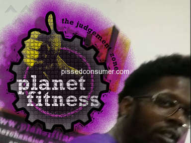 Planet Fitness - I'm not sure if this is real or a parody?
