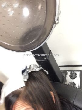 Supercuts Hair Coloring