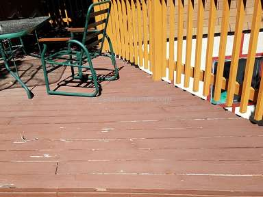 Behr Deckover Deck Paint review 211484