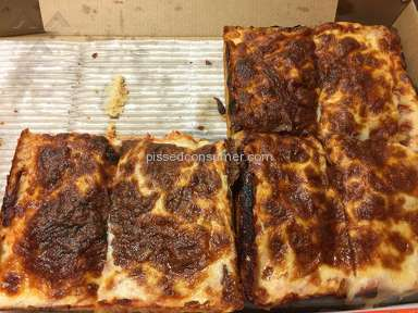 Little Caesars Deep Deep Dish Pizza review 211018