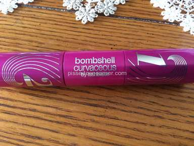 Covergirl Lashblast Bombshell Curvaceous Mascara review 148622