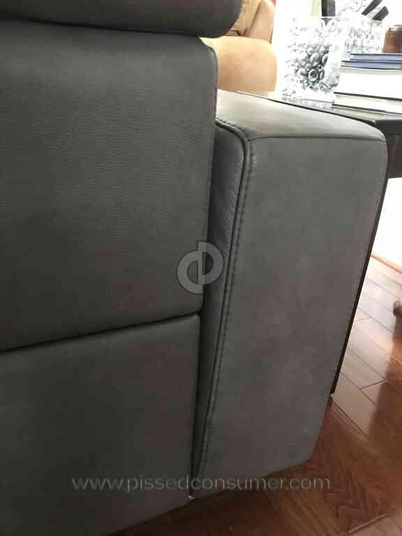 Tremendous 58 West Elm Sofa Reviews And Complaints Pissed Consumer Machost Co Dining Chair Design Ideas Machostcouk