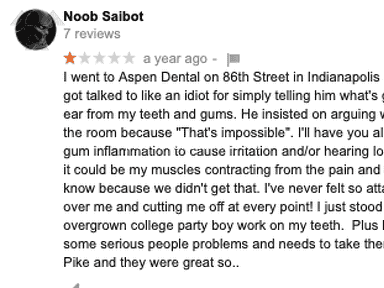 Aspen Dental Dentistry review 433212