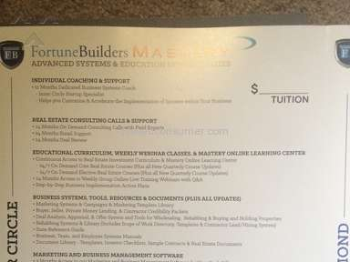 Fortunebuilders - Fortune Builders is legit
