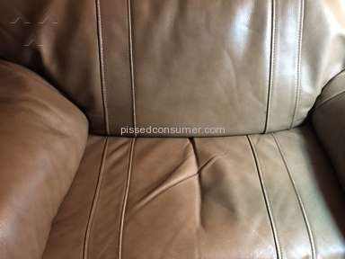 Hanks Fine Furniture - Leather Couch Review from Mobile, Alabama