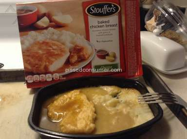 Stouffers baked chicken breast