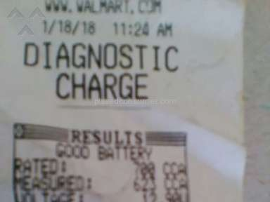 Walmart Car Battery review 265138