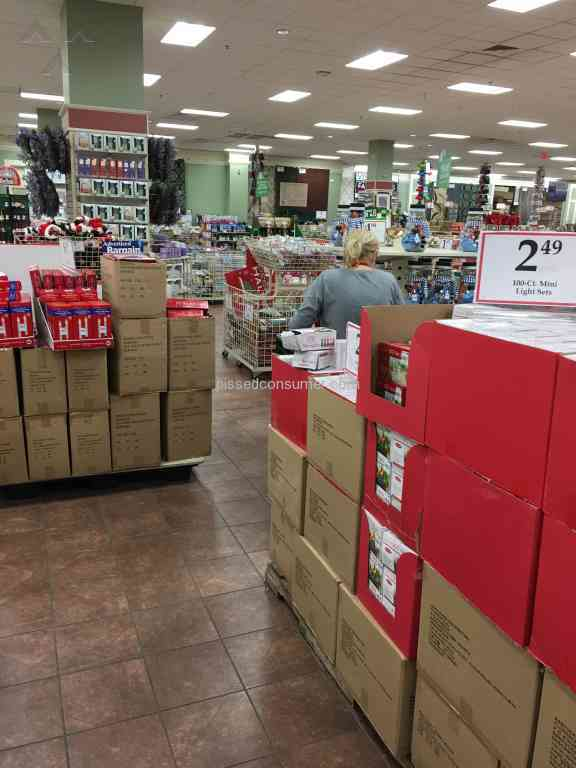 christmas tree shops customer care review - Christmas Tree Shop Williston Vt