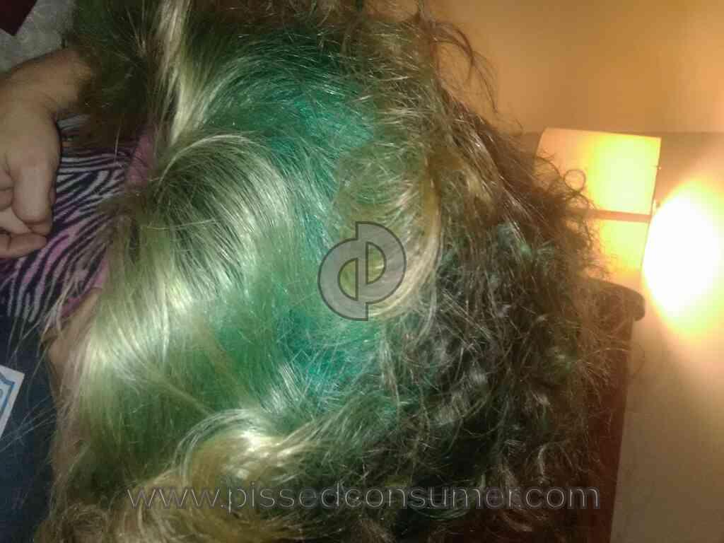 splat hair dye review