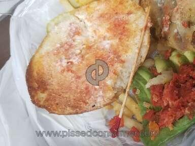 DoorDash Burger review 342022