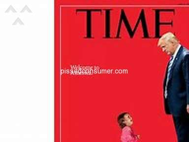Time Magazine Shows Its Colors