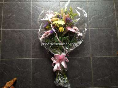 Prestige Flowers Candy Bouquet review 153202
