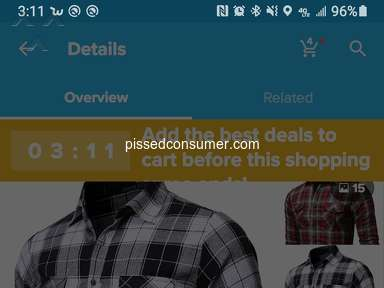 Wish Mobile Application review 857288