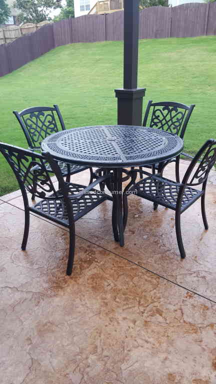 Ashley Furniture Burnella Dining Table Review 217950
