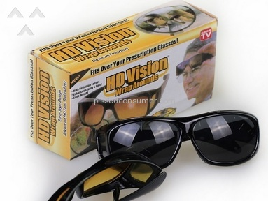 HD Vision Glasses Medical Supplies and Equipment review 109595