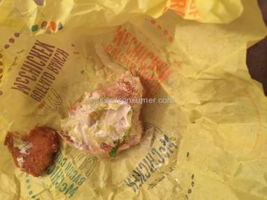 Mcdonalds - Mcchicken Sandwich Review from Brooklyn, New York