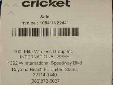 Cricket Wireless - Activation fraud