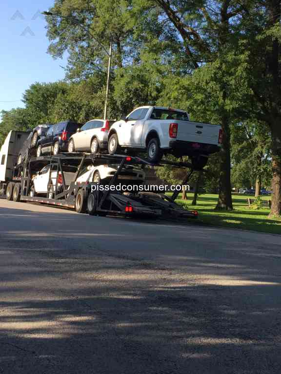 85 Montway Auto Transport Reviews and Complaints @ Pissed