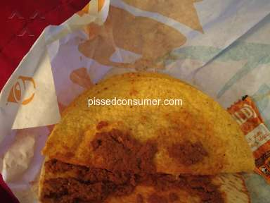 Taco Bell - Extremely rude managers with my wrong order