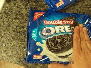Nabisco Oreo Double Stuf Cookies review 156086