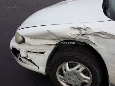 Jd Byrider - Car Accident Claim Review from Dayton, Ohio