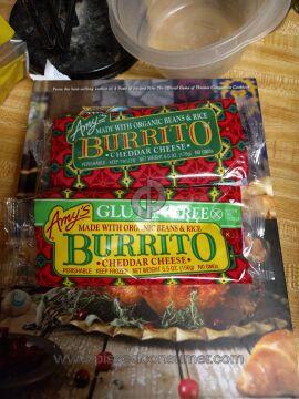 Amys Kitchen Burrito