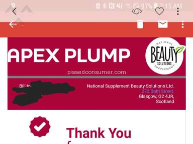 Apex Vitality Lip Plumper Free Trial review 257580