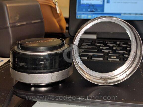 Panasonic Camera Lens Micro Four Thirds 12-32