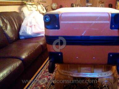 Etihad Airways - Damaged Baggage
