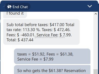 I too got fooled into using Reservation Counter thinking I was making a reservation directly with Marriott.