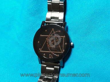 Gearbest Geometric Watch review 287068
