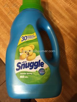 Snuggle Laundry Detergent
