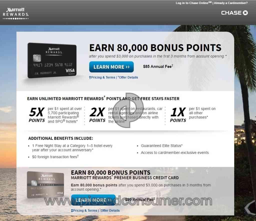 Marriott Rewards Visa Business Credit Card Images - Card Design ...