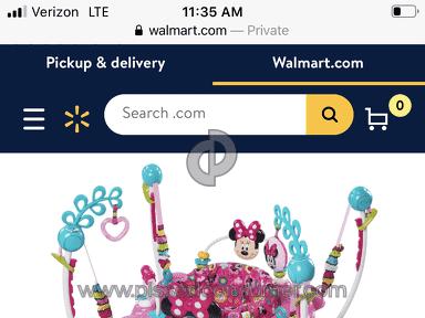 Walmart Customer Care review 840338