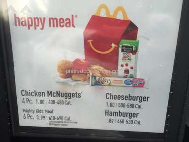 Mcdonalds Fast Food review 83113