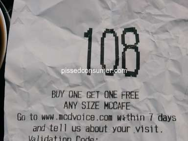 McDonalds Manager review 319552
