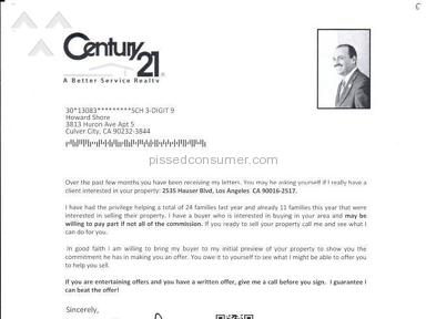 Century 21 Real Estate review 79083