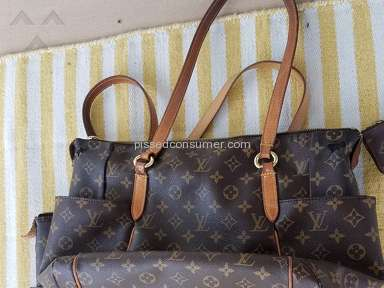 Tradesy Louis Vuitton Handbag review 184176