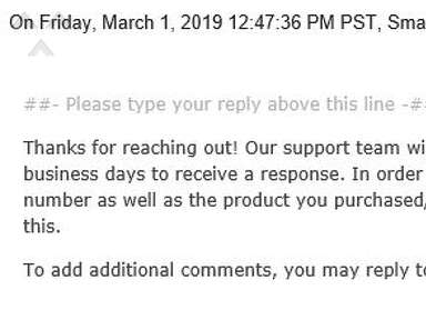 Jack Seeds did not send order nor am I able to contact company