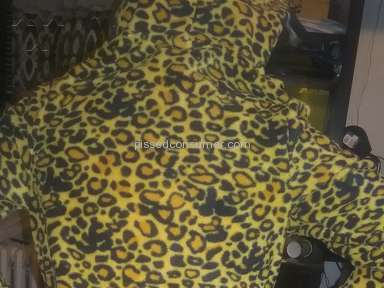 Party City - Zipster Leopard Outfit Review from Bronx, New York