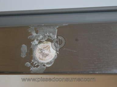 Home Depot Whirlpool Refrigerator review 85439