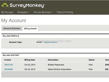 SurveyMonkey Telecommunications review 99261