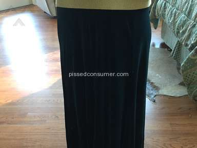 Pyramid Collection Skirt review 174194