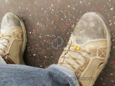 Wolverine - Boots need better stitching